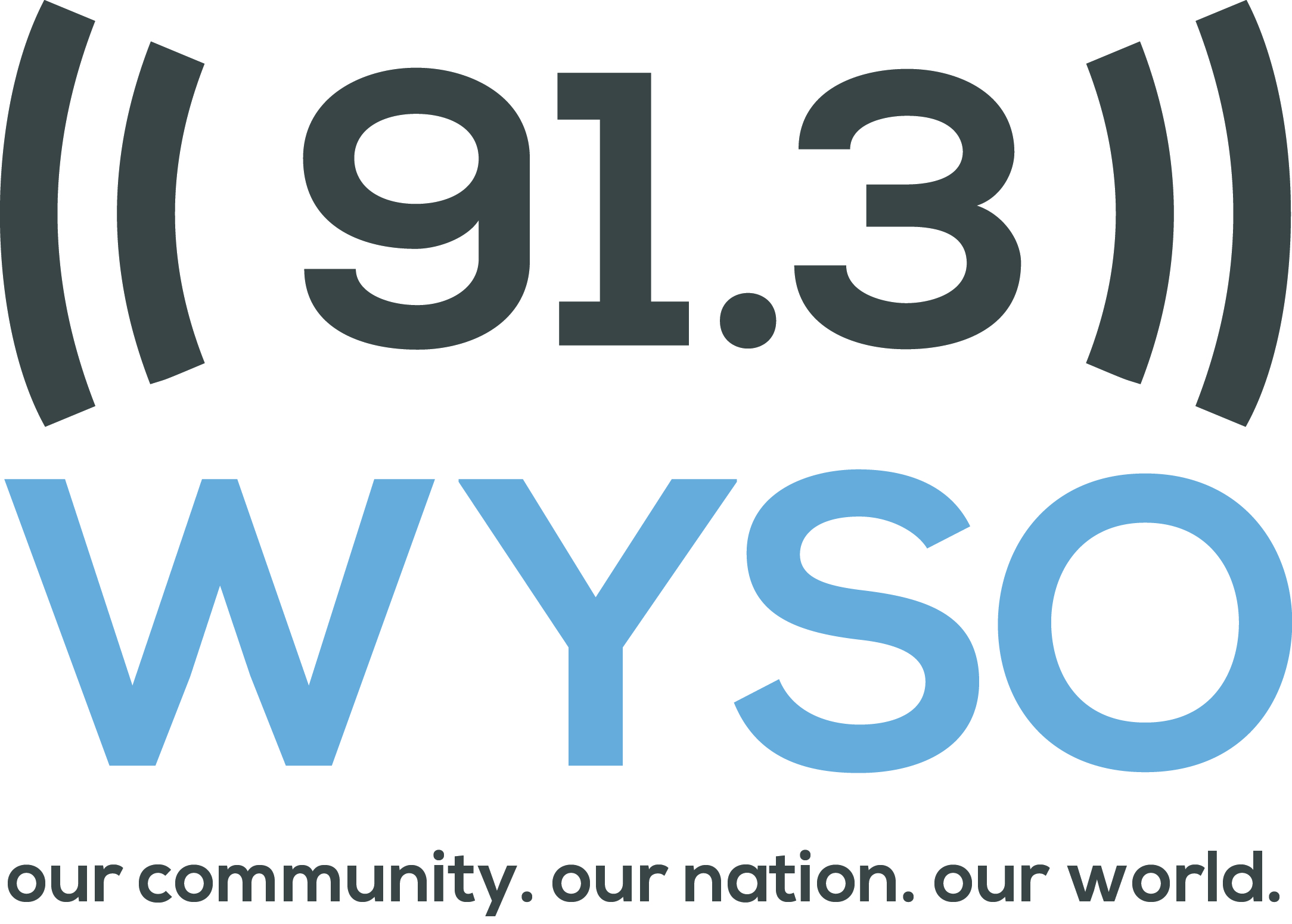 WYSO LOGO stacked 3