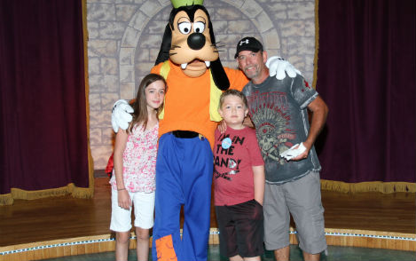 Adam's Special Wish to Walt Disney World